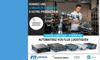 Technical Open day OnRobot France